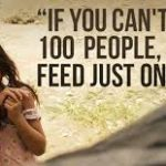 If you can't feed 1